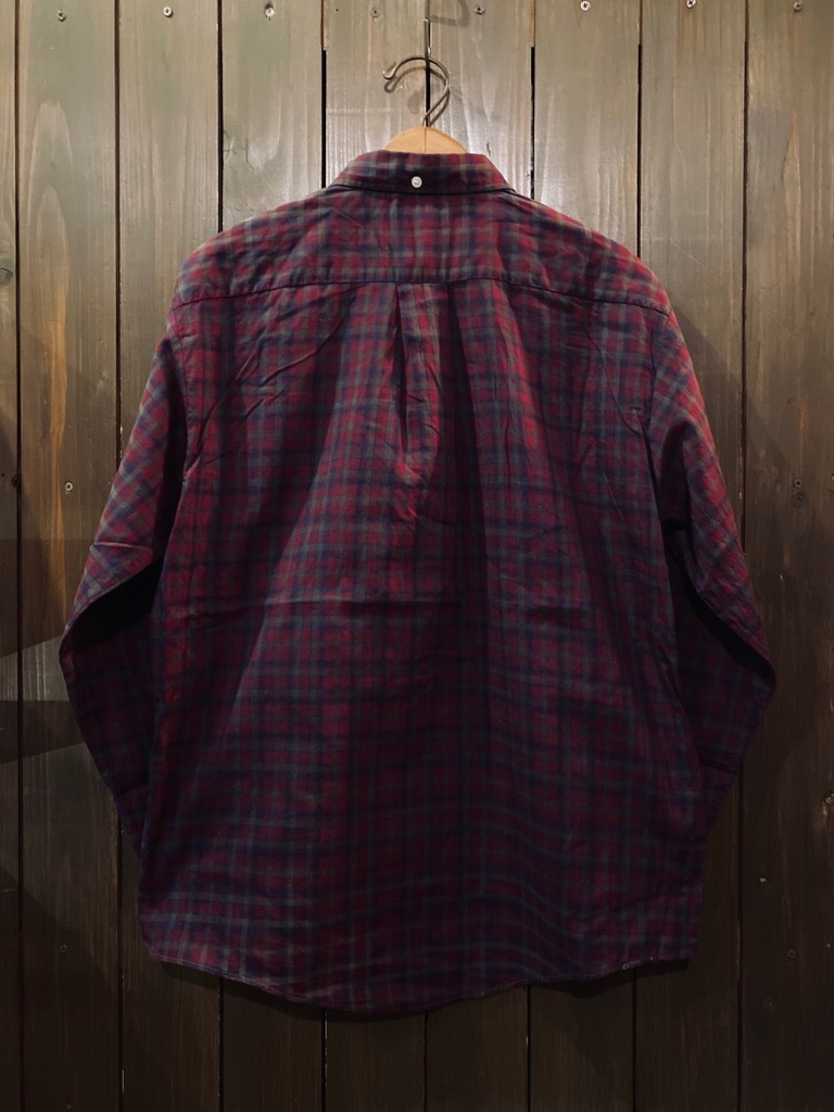 マグネッツ神戸店 10/14(水)Vintage入荷! #2 Vintage Cotton Shrit!!!_c0078587_14100743.jpg
