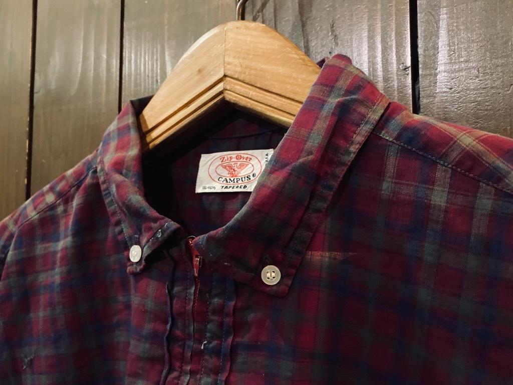 マグネッツ神戸店 10/14(水)Vintage入荷! #2 Vintage Cotton Shrit!!!_c0078587_14100771.jpg