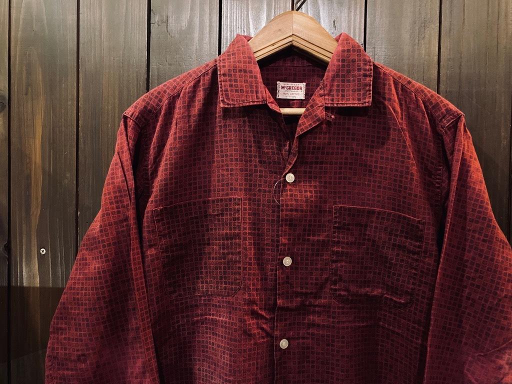 マグネッツ神戸店 10/14(水)Vintage入荷! #2 Vintage Cotton Shrit!!!_c0078587_14115401.jpg
