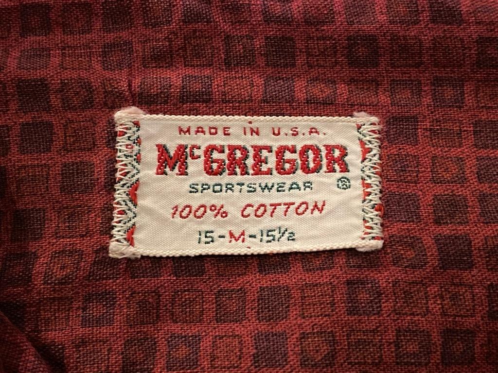 マグネッツ神戸店 10/14(水)Vintage入荷! #2 Vintage Cotton Shrit!!!_c0078587_14115437.jpg
