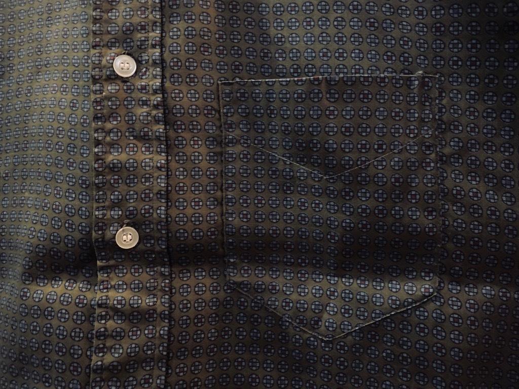 マグネッツ神戸店 10/14(水)Vintage入荷! #2 Vintage Cotton Shrit!!!_c0078587_14130322.jpg