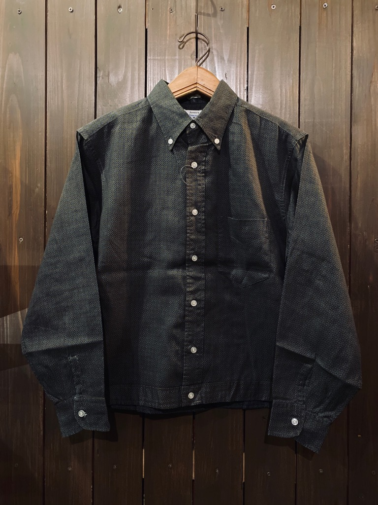 マグネッツ神戸店 10/14(水)Vintage入荷! #2 Vintage Cotton Shrit!!!_c0078587_14130427.jpg