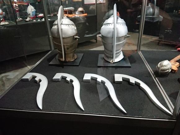 10/12 特撮のDNA - ウルトラマン Genealogy @東京ドームシティ Gallery AaMo_b0042308_23261736.jpg