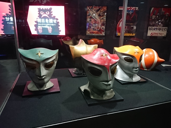 10/12 特撮のDNA - ウルトラマン Genealogy @東京ドームシティ Gallery AaMo_b0042308_23493020.jpg