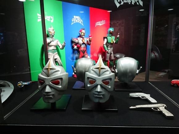 10/12 特撮のDNA - ウルトラマン Genealogy @東京ドームシティ Gallery AaMo_b0042308_23494768.jpg