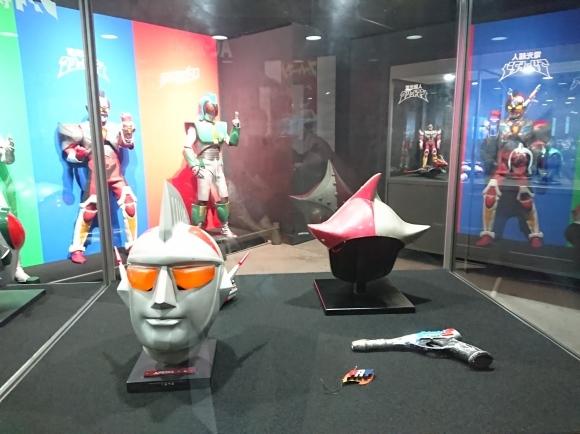 10/12 特撮のDNA - ウルトラマン Genealogy @東京ドームシティ Gallery AaMo_b0042308_23494867.jpg