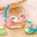 10/30~11/11 小林さゆりさん exhibition 【Sweets party】 開催のお知らせ_f0010033_11283206.jpg