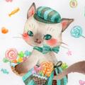 10/30~11/11 小林さゆりさん exhibition 【Sweets party】 開催のお知らせ_f0010033_11283208.jpg