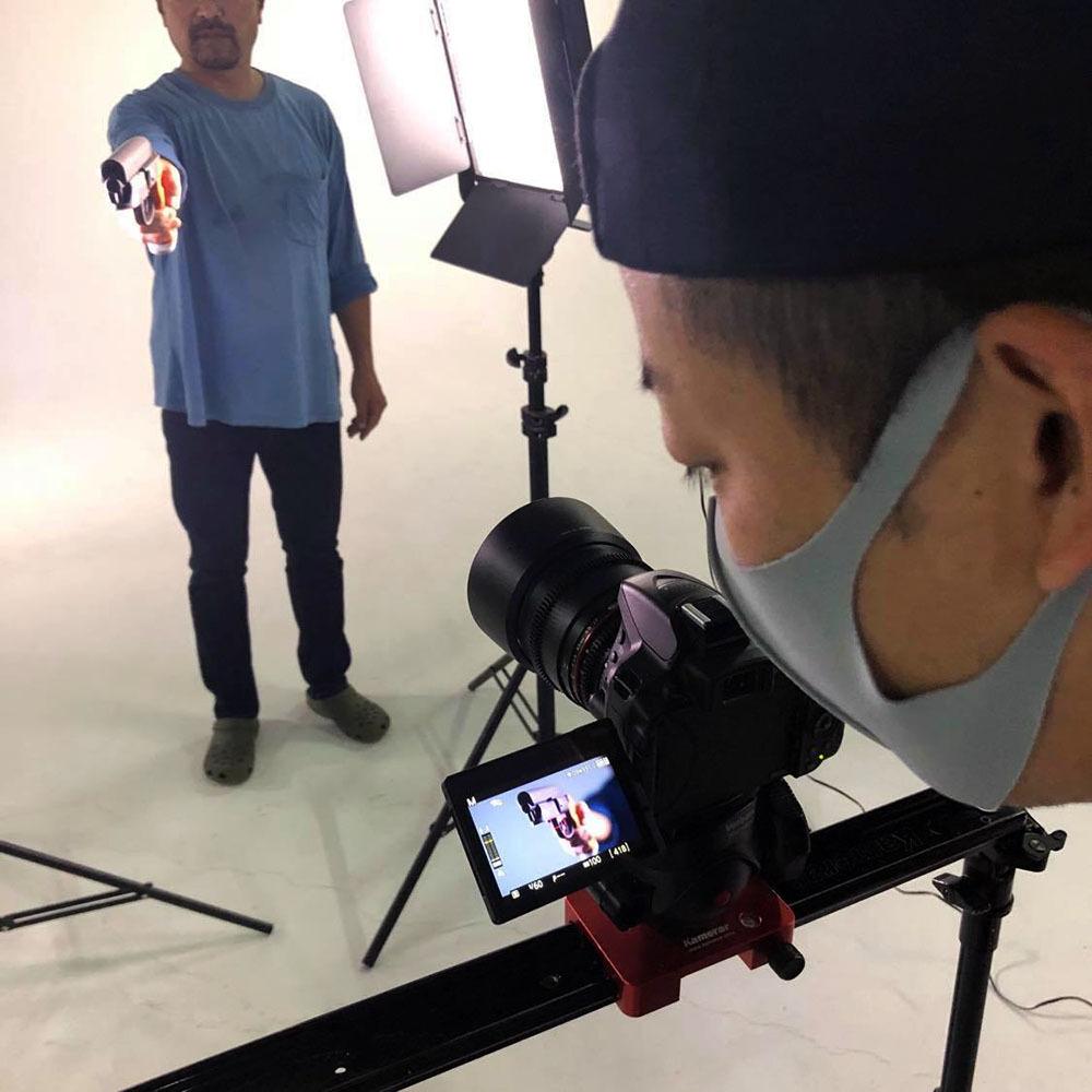 留ブラ・ゴム鉄砲の撃ち方ビデオ、撮影_a0077842_00410653.jpg