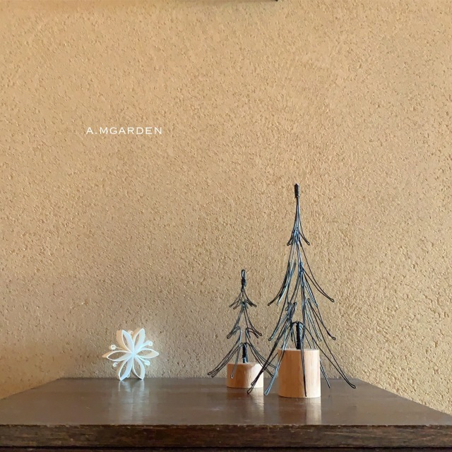 wire tree。_b0125443_15140134.jpeg