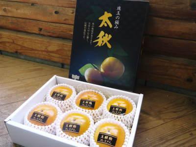 太秋柿 令和2年度の古川果樹園さんの『太秋柿』は収穫できた分だけの出荷で正式販売は中止となりました_a0254656_18521524.jpg