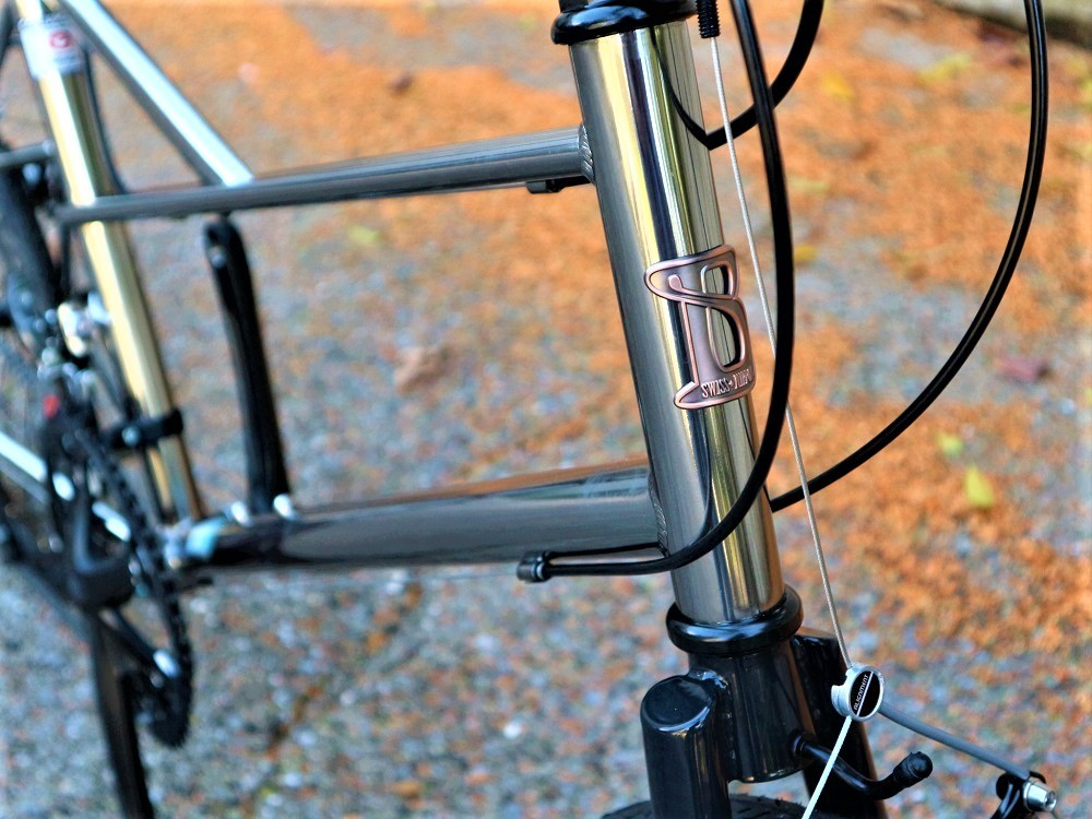 BRUNO VENTURA × FLAME bike限定車 BLACK × CP 入荷!!_e0188759_15532323.jpg