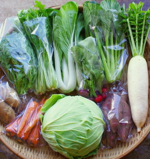 今週の野菜セット(10/13~10/17着)_c0110869_12244968.jpg