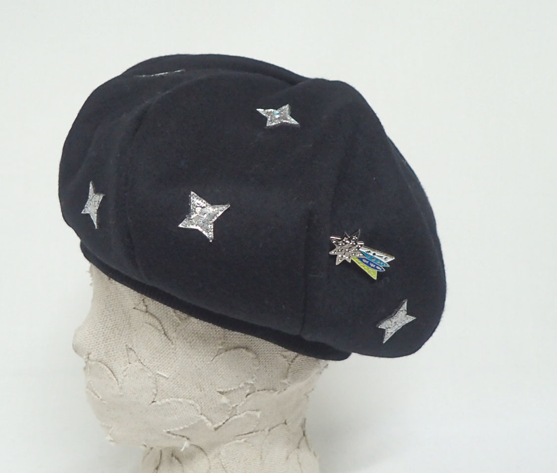 uzumaki beret  星のように_e0008674_18581169.jpg