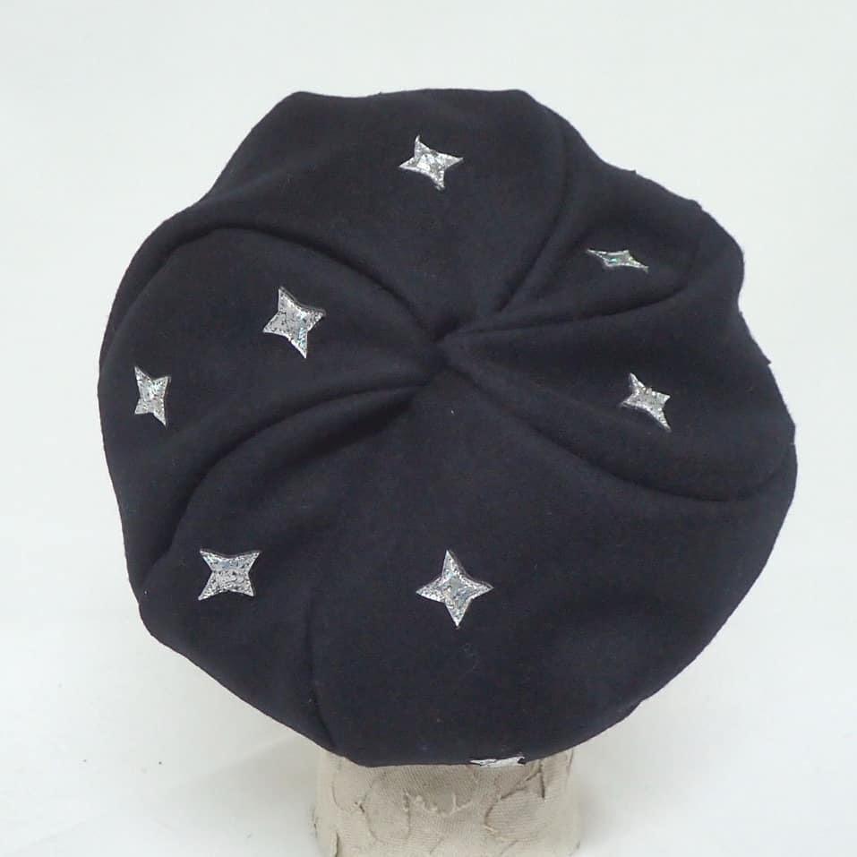 uzumaki beret  星のように_e0008674_18581172.jpg
