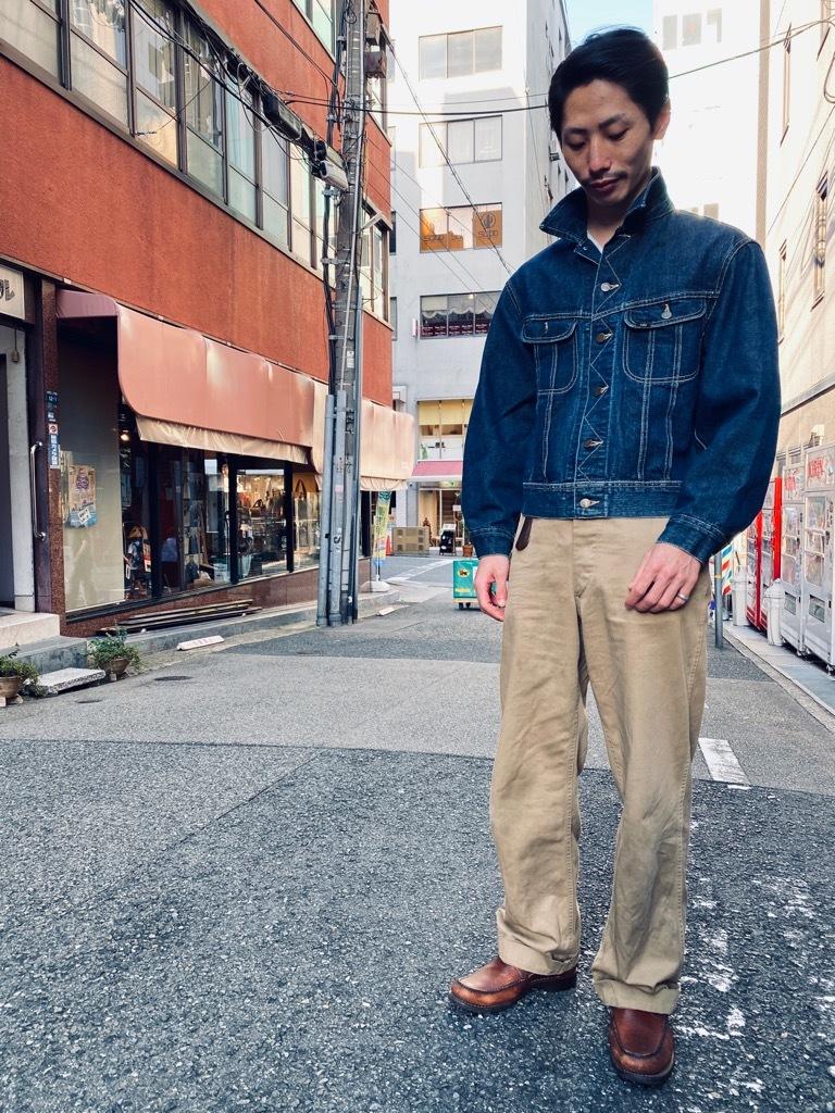 マグネッツ神戸店 10/14(水)Vintage入荷! #3 Work Item!!!_c0078587_17225192.jpg