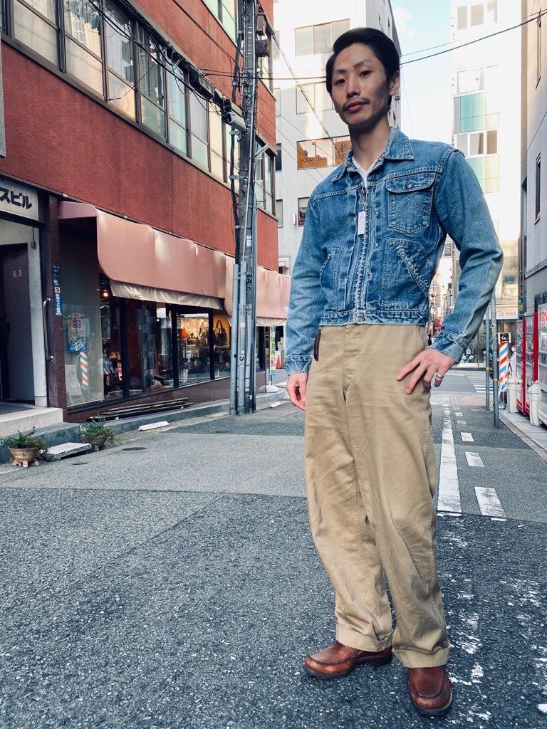 マグネッツ神戸店 10/14(水)Vintage入荷! #3 Work Item!!!_c0078587_17245173.jpg