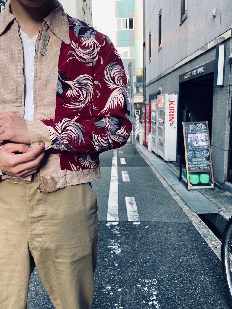 マグネッツ神戸店 10/14(水)Vintage入荷! #4  Rayon Item!!!_c0078587_17253916.jpg