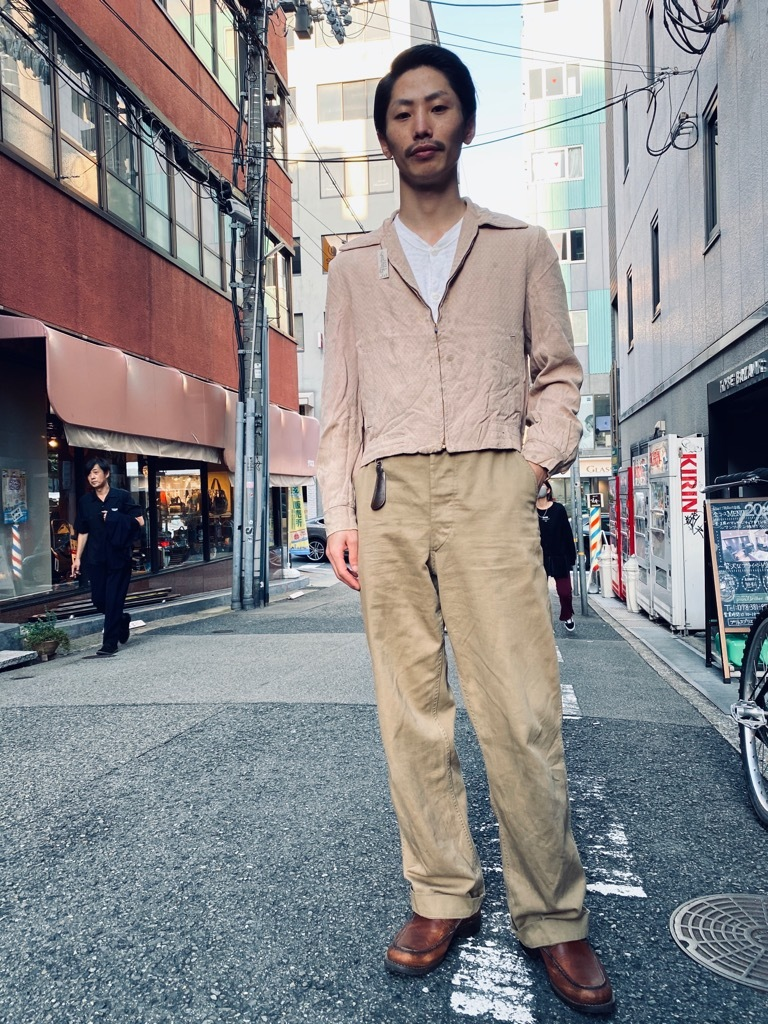 マグネッツ神戸店 10/14(水)Vintage入荷! #4  Rayon Item!!!_c0078587_17254176.jpg