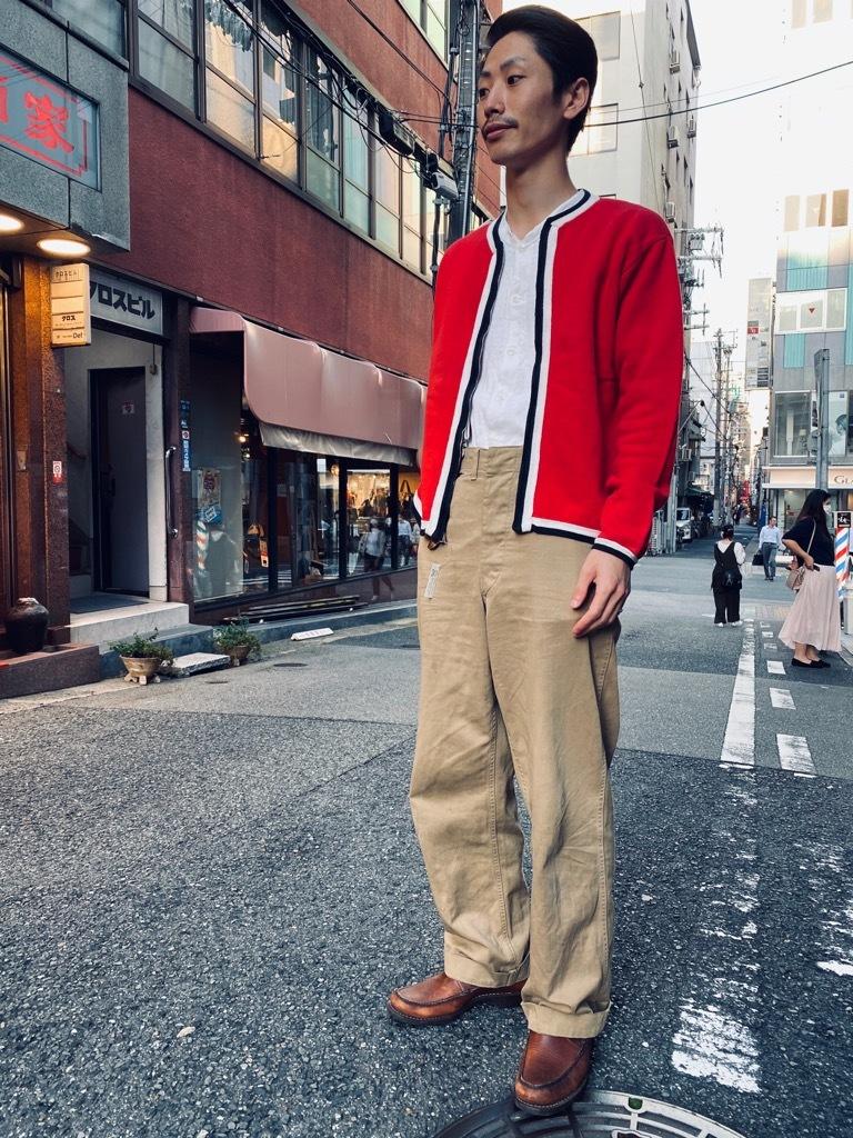マグネッツ神戸店 10/14(水)Vintage入荷! #5 Athletic Item!!!_c0078587_17282390.jpg
