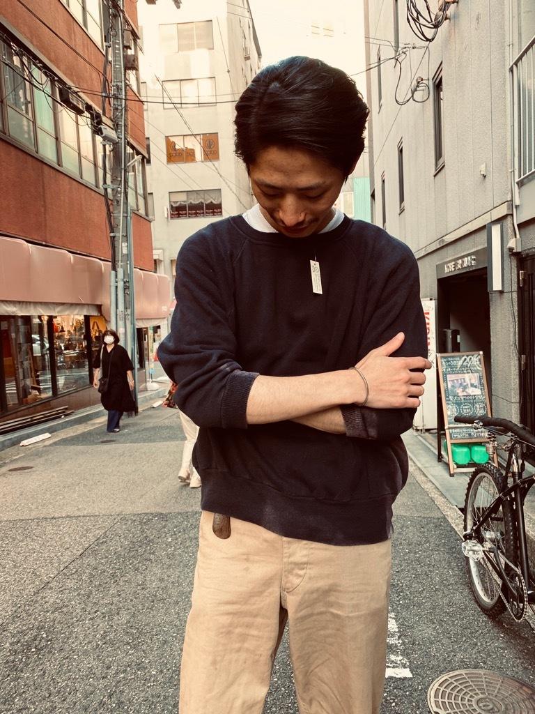マグネッツ神戸店 10/14(水)Vintage入荷! #5 Athletic Item!!!_c0078587_17285828.jpg