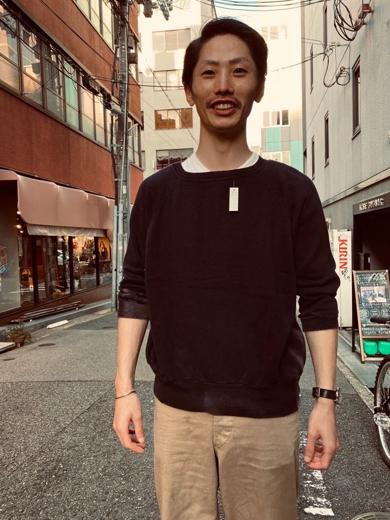 マグネッツ神戸店 10/14(水)Vintage入荷! #5 Athletic Item!!!_c0078587_17285888.jpg