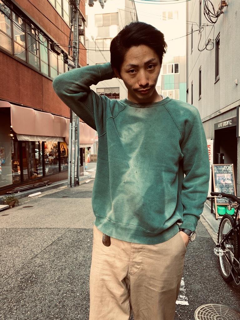 マグネッツ神戸店 10/14(水)Vintage入荷! #5 Athletic Item!!!_c0078587_17292195.jpg