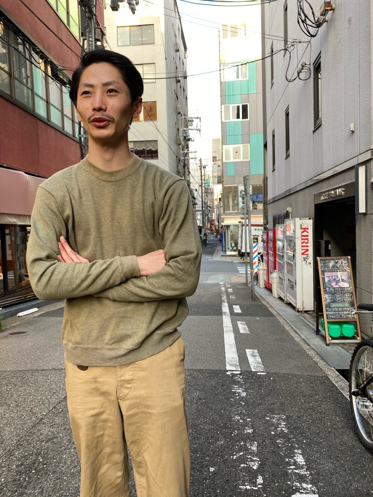 マグネッツ神戸店 10/14(水)Vintage入荷! #5 Athletic Item!!!_c0078587_17295132.jpg