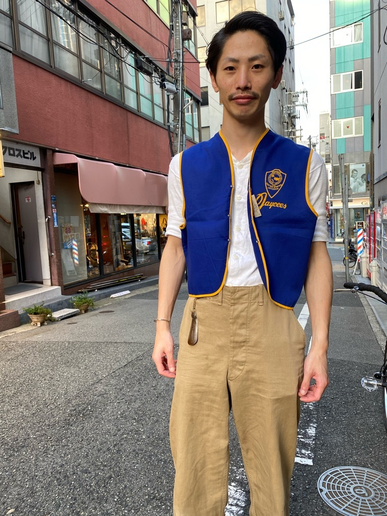 マグネッツ神戸店 10/14(水)Vintage入荷! #5 Athletic Item!!!_c0078587_17300987.jpg