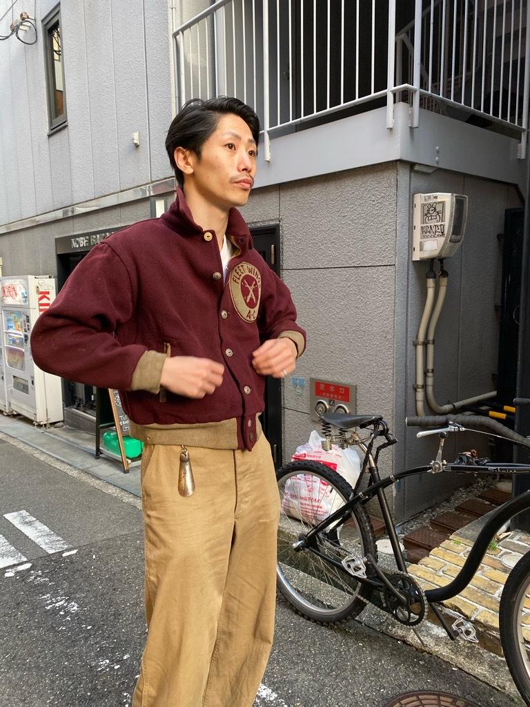マグネッツ神戸店 10/14(水)Vintage入荷! #5 Athletic Item!!!_c0078587_17302552.jpg