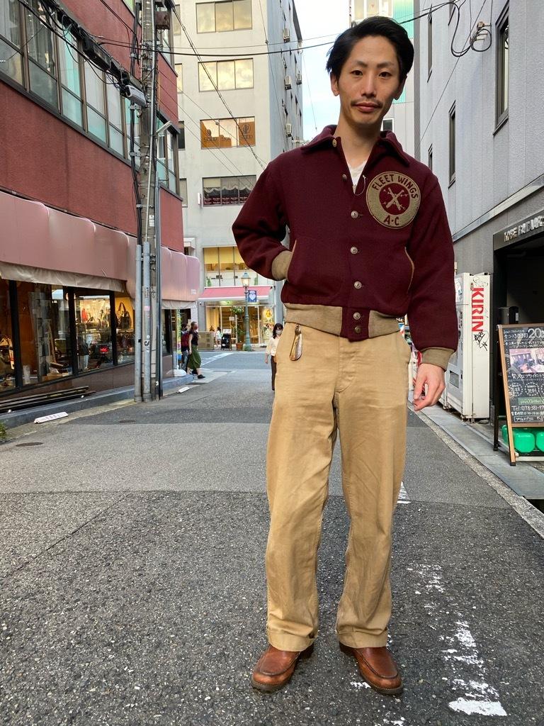 マグネッツ神戸店 10/14(水)Vintage入荷! #5 Athletic Item!!!_c0078587_17302598.jpg