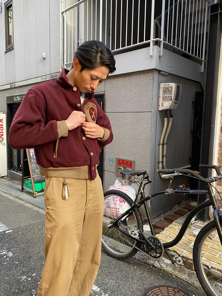 マグネッツ神戸店 10/14(水)Vintage入荷! #5 Athletic Item!!!_c0078587_17302624.jpg