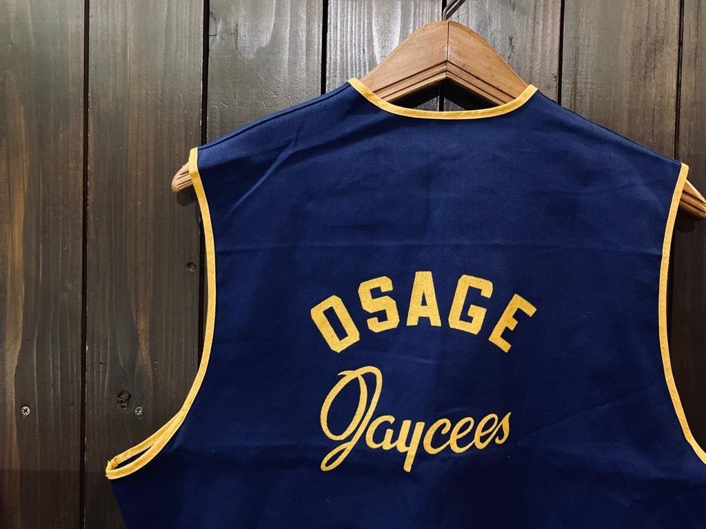 マグネッツ神戸店 10/14(水)Vintage入荷! #5 Athletic Item!!!_c0078587_17500098.jpg