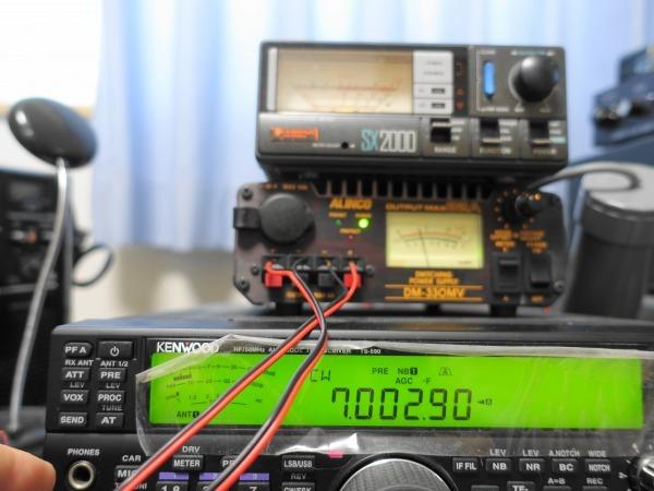 自宅にHF用のアンテナ上げました。_f0073587_14034812.jpg