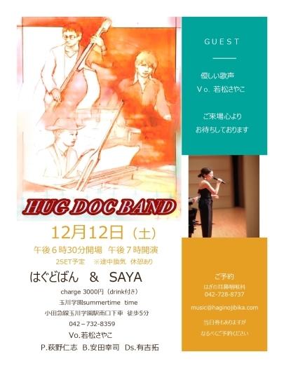 玉川学園前summertime Liveのお知らせ_f0196496_19070230.jpg