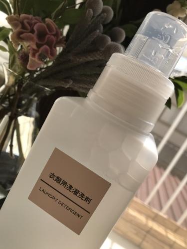 無香料の洗濯洗剤 /  yoshi_d0135801_17400613.jpeg