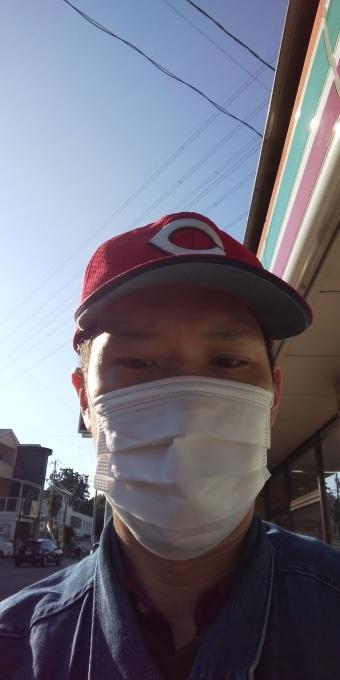 本日も誰もしないアベノマスクよりコンビニのマスクで介護現場に出勤です!_e0094315_08235934.jpg
