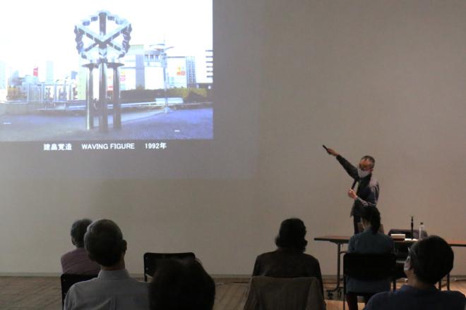 やさしい鑑賞講座「現代美術超入門―風景をみる。アートに出会う。」を開催しました_c0222139_13060137.jpg