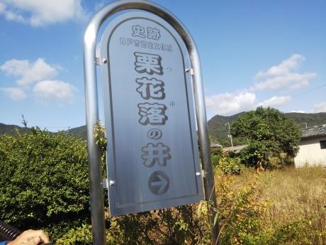 藍那古道~丹生山田の里 源平の歴史に触れる里山歩き_c0218841_13404154.jpg