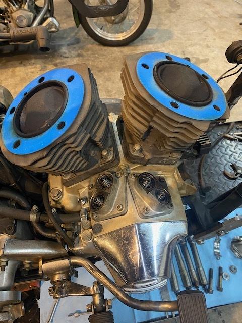継続検査とエンジン修理などなど_c0152253_23012813.jpg