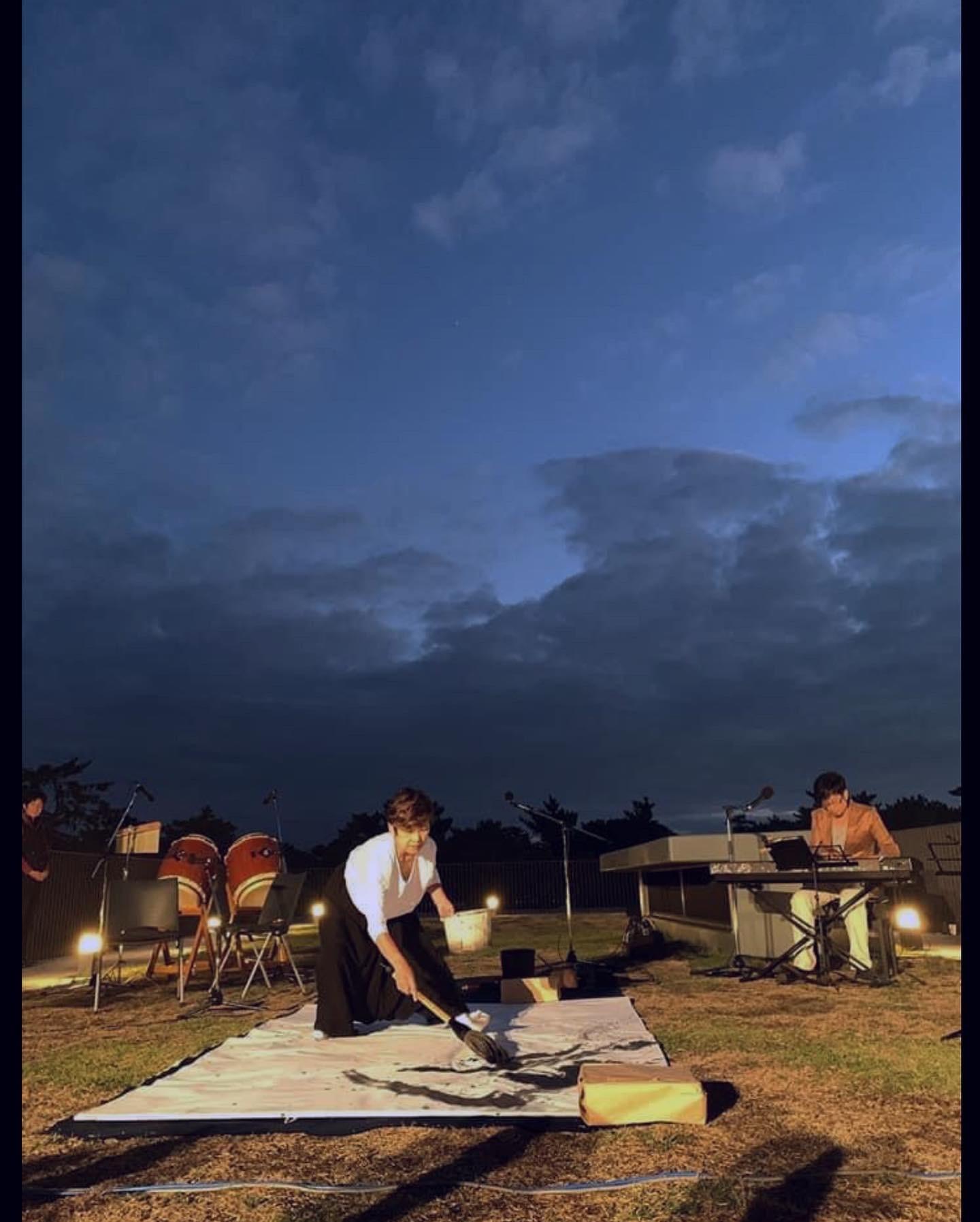 「岡本彰夫✖️辻明俊 新刊を語る」2部夕暮れコンサート こころひとつに_f0389753_18255122.jpeg