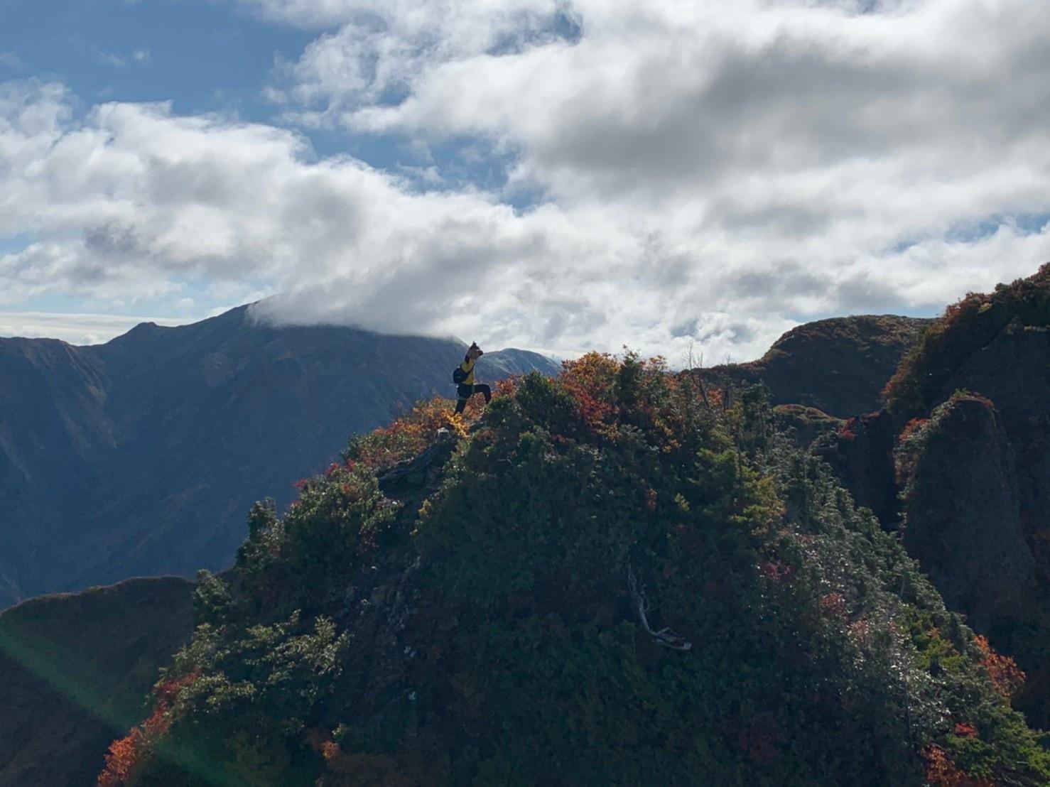 八海山 八ツ峰縦走_b0023663_20431751.jpeg