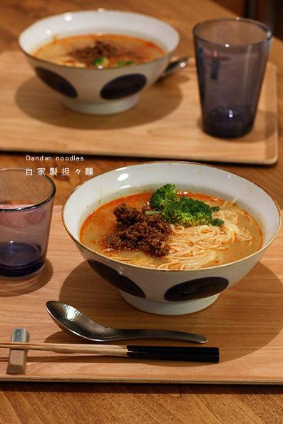 おうち担々麺・DELISH KITCHENレシピ_e0137277_22453363.jpg