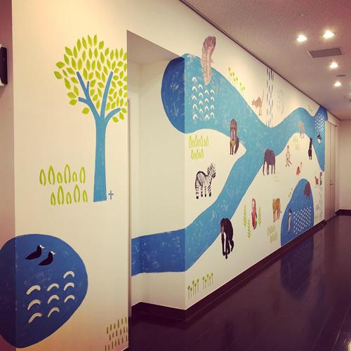 熊本市現代美術館の開館記念日 & 壁画完成_e0338479_19112216.jpg