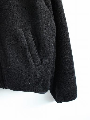 blurhms Wool Boa Zip Jacket_b0139281_14461307.jpg