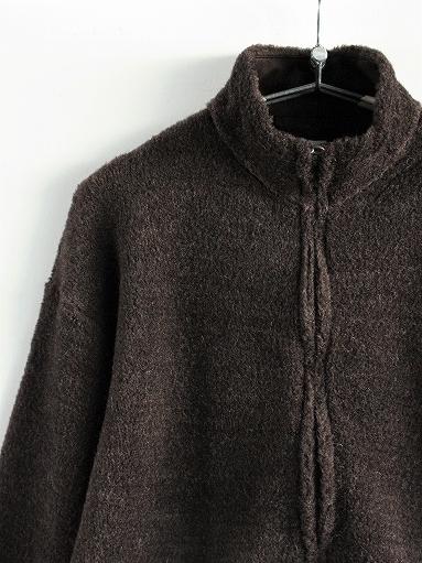 blurhms Wool Boa Zip Jacket_b0139281_14461377.jpg