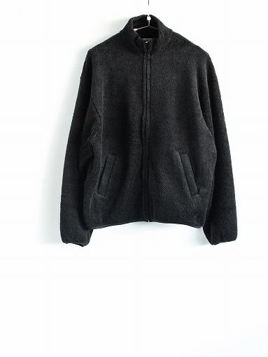 blurhms Wool Boa Zip Jacket_b0139281_14470817.jpg
