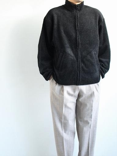 blurhms Wool Boa Zip Jacket_b0139281_14470825.jpg
