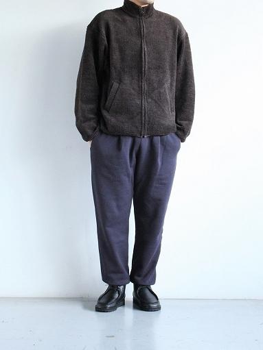 blurhms Wool Boa Zip Jacket_b0139281_14470828.jpg