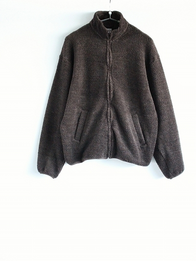 blurhms Wool Boa Zip Jacket_b0139281_14470865.jpg